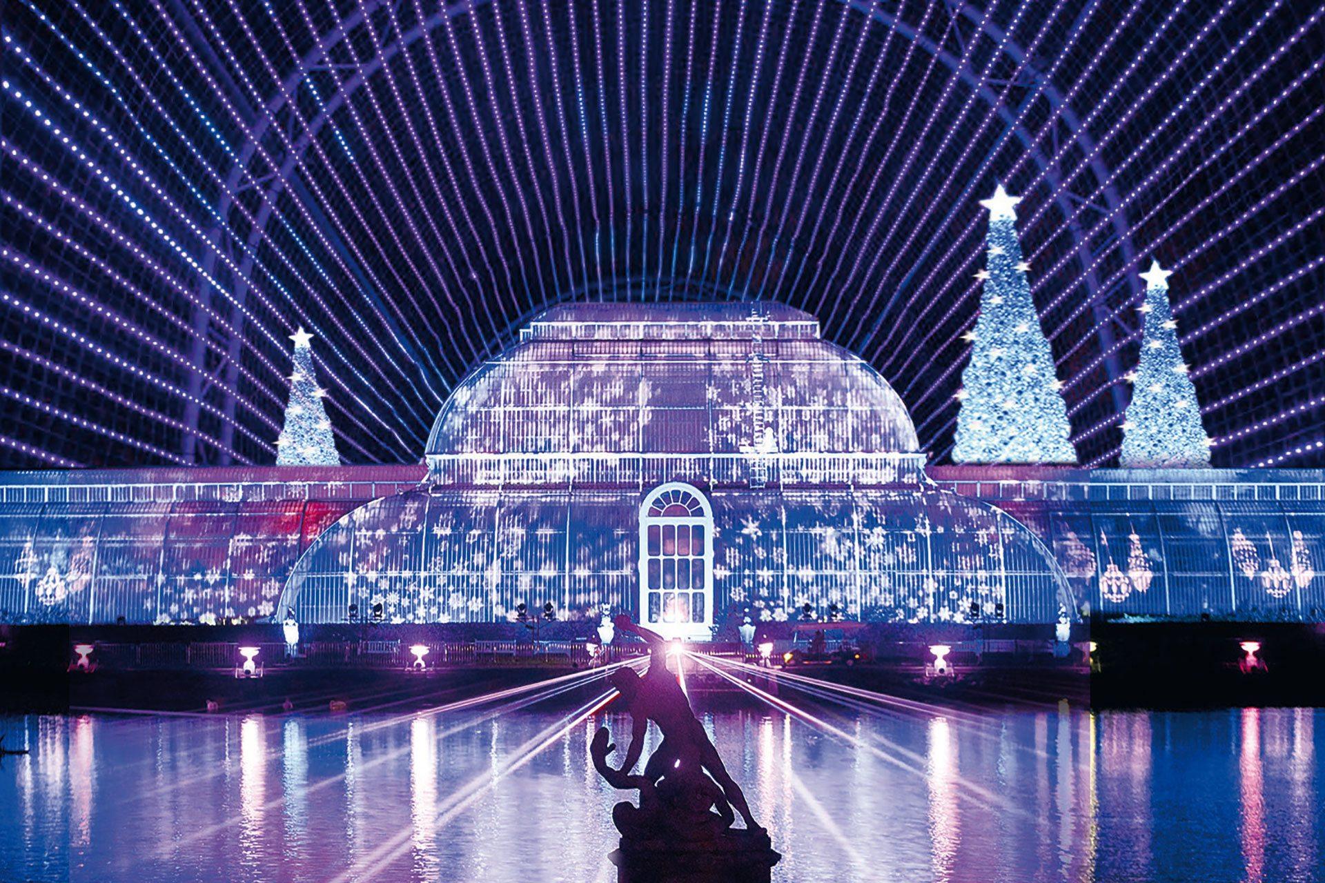 Noël à Londres / Kew Gardens
