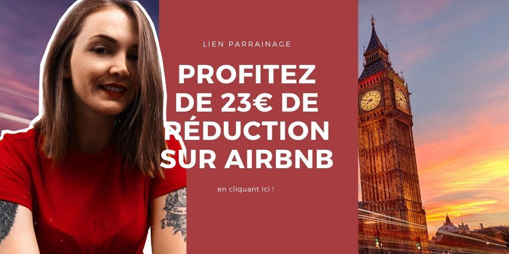 voyage londres airbnb