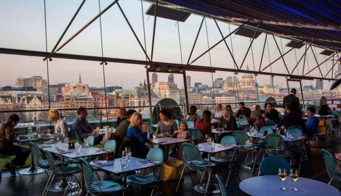 nouvel an londres oxo tower