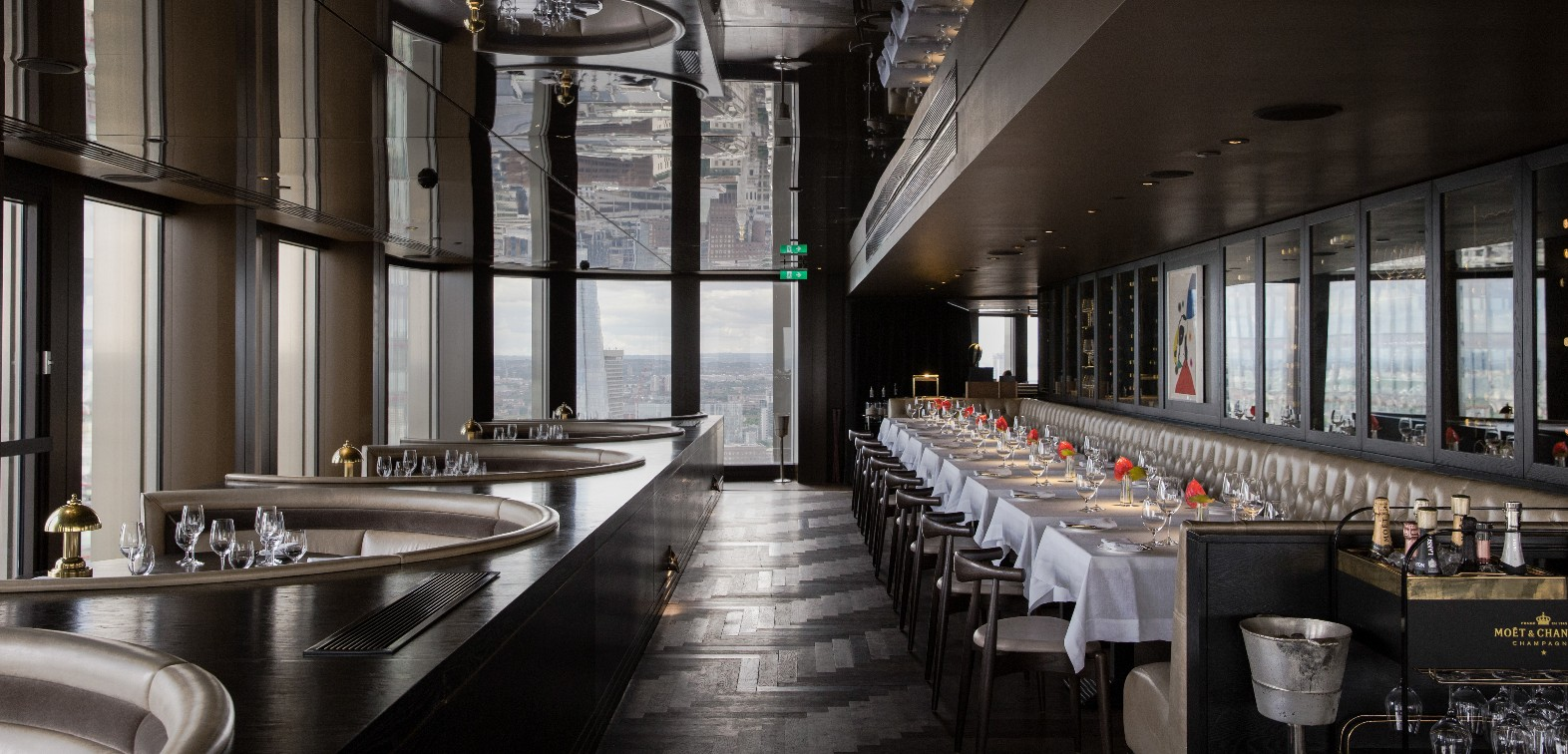 city social restaurant nouvel an londres