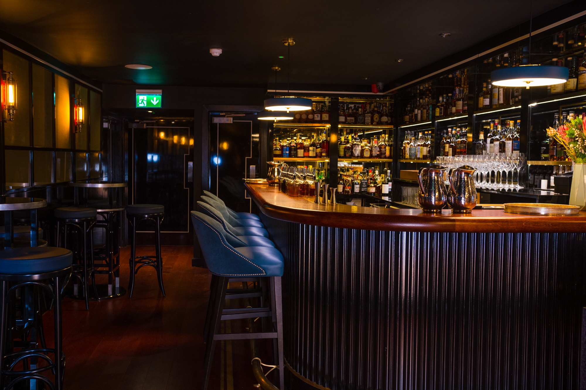 nouvel an londres swift bar