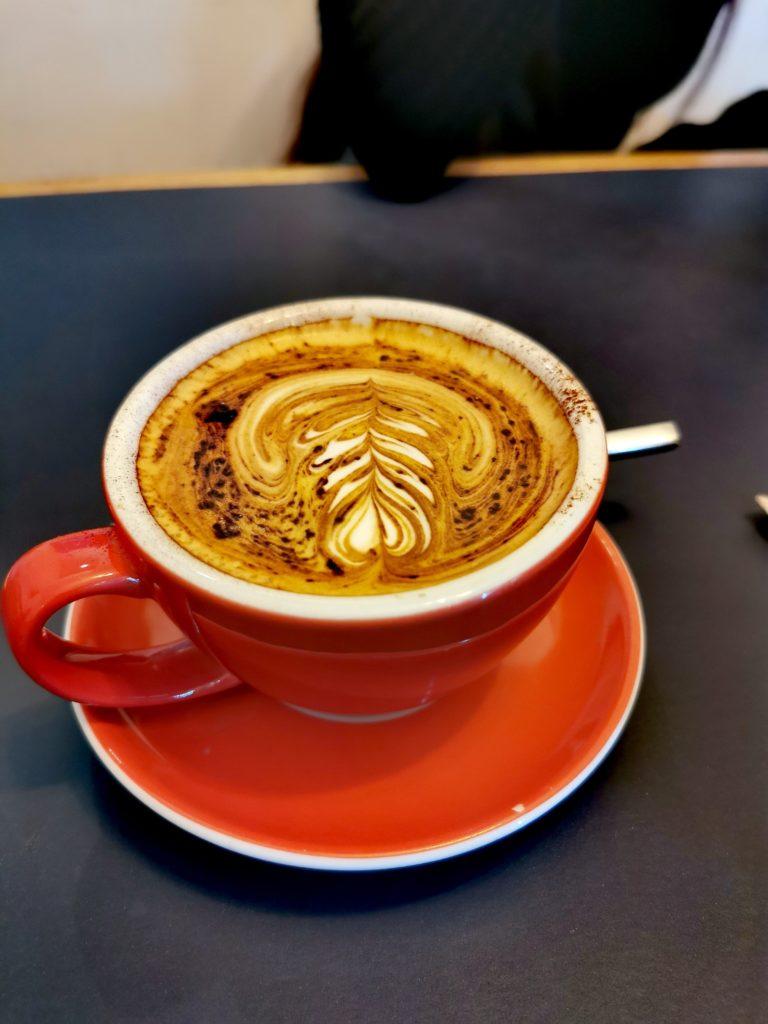 café brunch