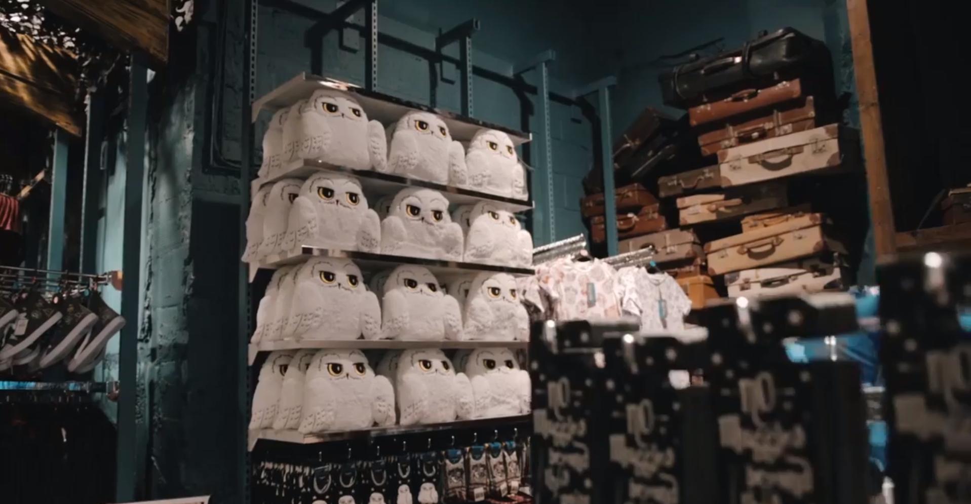boutique harry potter londres