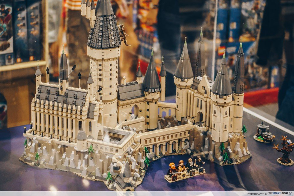 lego store harry potter